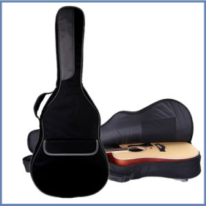 Wholesale Factory Supplier OEM Wooden Guitar Case Guitar Bag pictures & photos