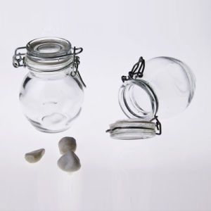 Small Candy Jar Canister Container pictures & photos