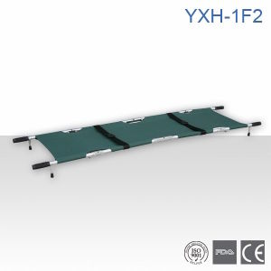 Aluminum Alloy Folding Stretcher Yxh-1f2 pictures & photos