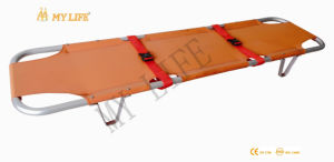Folding Stretcher Foldable Stretcher Hospital Folding Stretcher (TD010155)