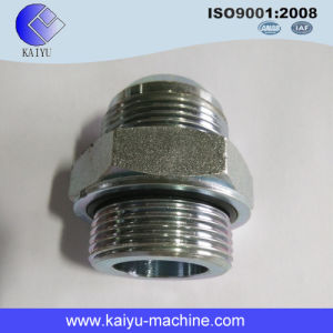 Hydraulic Nipple with Metric Male Thread / Flared Tube Fitting pictures & photos
