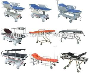 Used Luxurious Hydraulic Stretcher Cart pictures & photos