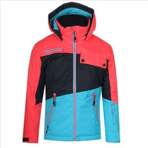 2016 Girl′s New Development Functional Colorful Winter Ski Jacket pictures & photos