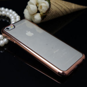 New Ultra Thin Transparent Cheap TPU Cell Phone Cover Case for iPhone 6 pictures & photos