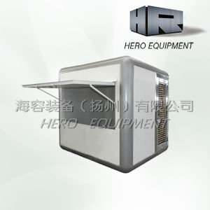 Mini Coffee Shop Outdoor Kiosk Container House Steel House Tiny Houses pictures & photos