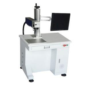 Laser Logo Printing Fiber Laser Marking Machine pictures & photos