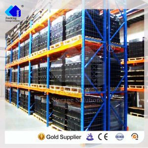 Quality Assurance Jracking Pallet Rack with Adjustable Shelves
