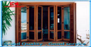 Modern Design Folding Wood Panel Door Design