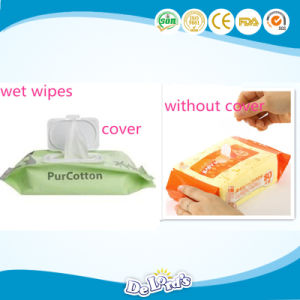 Baby Use 80PCS Best Quality Baby Wipes pictures & photos