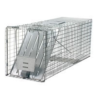 Collapsible Animal Trap Cage /Powder Coated Folding Cage Trap pictures & photos