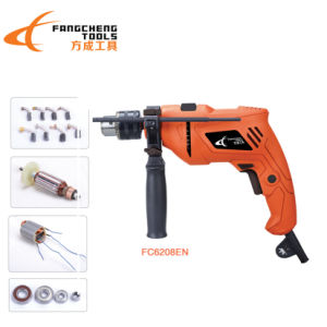 500W Power Tools Impact Drill with Ce (FC6208EN)