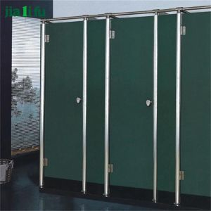 Jialifu Wholesale Solid Color Phenolic Laminate Toilet Partition pictures & photos