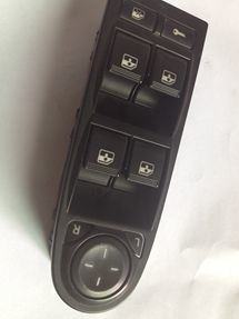Plastic Injection Mould for Auto Parts Window Button pictures & photos