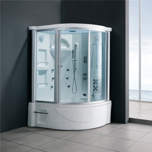 One Person Massage Bath Steam Shower Cabinet Box (M-8257) pictures & photos