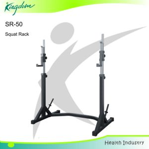 Commercial Equipment /Gym Equipment /Fitness Squat Rack pictures & photos
