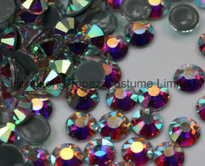Wholesale Hotfix Crystal Rhinestone Preciosa for Clothes (SS16 Citrinel/A Grade) pictures & photos