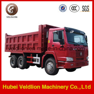 Dongfeng 10t Right Hand Drive Tipper Truck pictures & photos