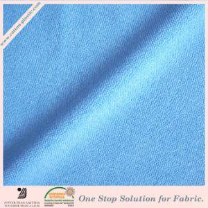 Plain Single Sided Terry Towel Cloth for Garment
