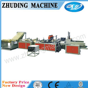 New Good Quality Low Price Non Woven Bag Making Machine on Sale pictures & photos