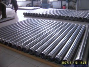 AISI304/316 Wedge Wire Screen/Wire Wrapped Continuous Slot Screen/Water Well Screen pictures & photos
