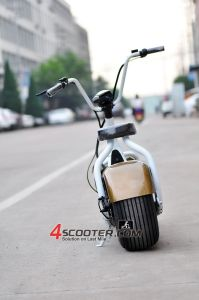 New Big Wheel 800W Citycoco Electric Scooter pictures & photos