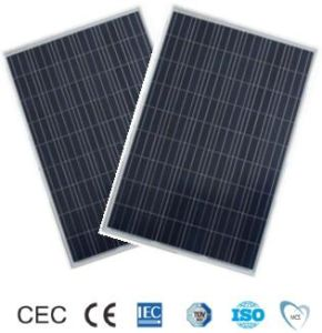 220W TUV Ce Mcs Cec Poly-Crystalline Solar Panel pictures & photos