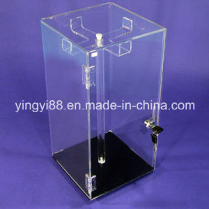 Custom Rotating Display Case for Necklace (YYB-1268) pictures & photos