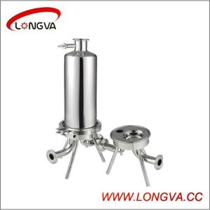 Wenzhou Stainless Steel Sanitary Micro Filter pictures & photos