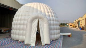 2016 Commercial Large Inflatable Wedding Tent Garage Tent for Sale pictures & photos