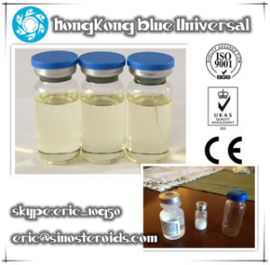 99% Anabolic Finished Steroid Trenbolone Acetate Powder Injection Vials pictures & photos