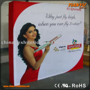 10ft Aluminum Fabric Exhibition Booth Foldable Pop up pictures & photos