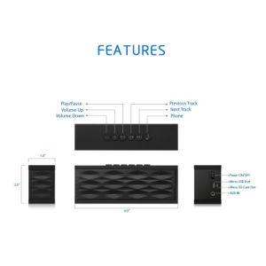 Powerful Professional Multimedia Wireless Bluetooth Portable Mini Speaker pictures & photos