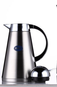 Stainless Steel Thermal Insulated Vacuum Coffee Pot Vacuum Pot Svp-1500r pictures & photos