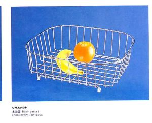 Cwj Series of Fruit Askets Basin Basket pictures & photos