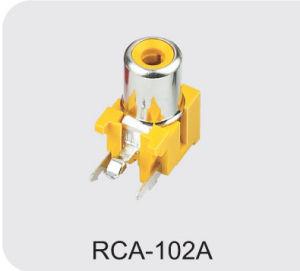 RCA Jack/AV Jack (RCA-102A) pictures & photos