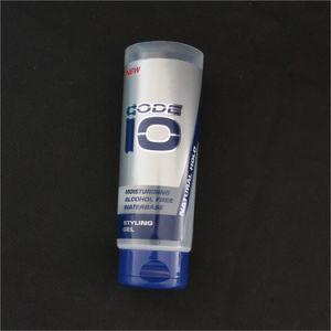 Semitransparent Plastic Cream Tube pictures & photos