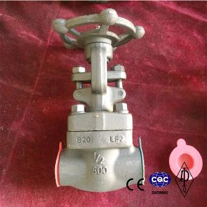 Forged Steel Valve A105 Lf2 F304 Material pictures & photos