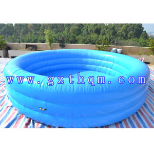Indoor Children′s Inflatable Pool/PVC Inflatable Pool pictures & photos
