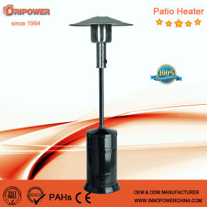 Hot Selling Outdoor Powder Coated Steel Mushroom Flame Patio Heater, Garden Heaters pictures & photos