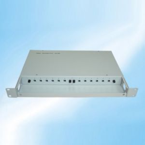 The Fixed Rack-Mounted Type ODF for 12 FC Ports pictures & photos
