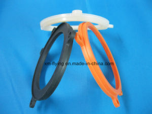 Heat Resistant Die Cutting FDA Nr NBR EPDM Silicone Flat Washers for Water Dispenser pictures & photos