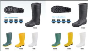 Unisex Rubber Industry Safety Rain Boots /Safety Shoes pictures & photos