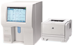 Ce Certificate Medical Laboratory Equipment Fully Automatic Blood Hematology Analyzer with Good Quality -Maggie pictures & photos
