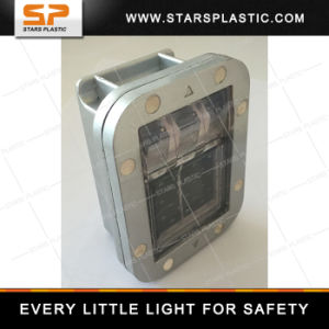 Solar LED Cat Eye Underground Buried Embedded Road Stud pictures & photos