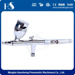 Dual Action Airbrush Hs-83 pictures & photos