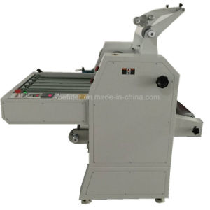 "HTD-520 500mm 20"" Professional Hydraulic Roll Laminator With 200mm diameter roller pictures & photos"