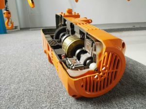 5ton Japan Electric Chain Hoist with Electric Trolley (BMER05-02S) pictures & photos