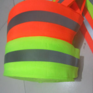 Hot Sale Colorful Warning Reflective Safety Band pictures & photos