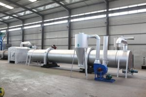 Environmental Condition Rotary Cylinder Dryer Drying Machine pictures & photos