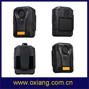 Ambarella A7 IP65 Night Vision IR 1080P Police Body Worn Camera Built in GPS pictures & photos